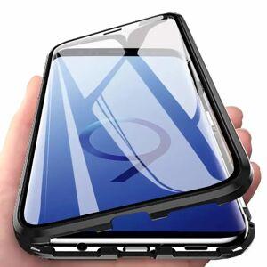 INF Capa magnética para Samsung Galaxy S9 com protetor de tela - preta
