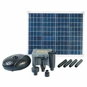 Ubbink Conjunto SolarMax 2500 com painel solar bomba e bateria