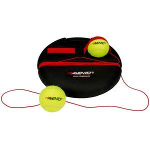 Avento Treinador de ténis preto e amarelo 65TA-ZWG-Uni