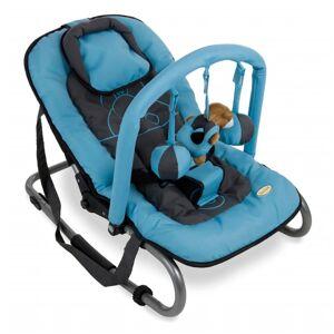 Baninni Banini Baloiço espreguiçadeira bebé Relax Classic azul BNBO002-BLHP