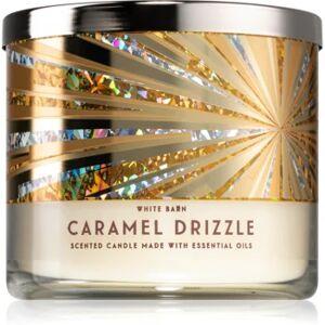 Bath & Body Works Caramel Drizzle vela perfumada 411 g. Caramel Drizzle
