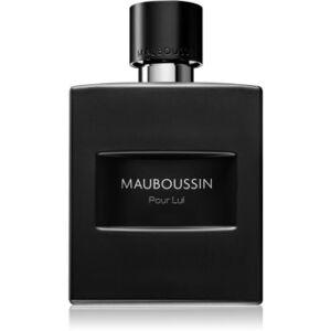 Mauboussin Pour Lui In Black eau de parfum para homens 100 ml. Pour Lui In Black
