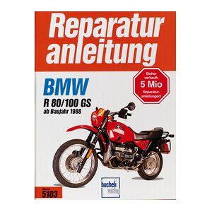 Vol. 5103 Manual de reparos BMW R 80/100 GS, 88-97