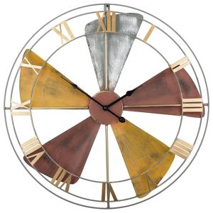 Relógio de parede multicolor WIKON