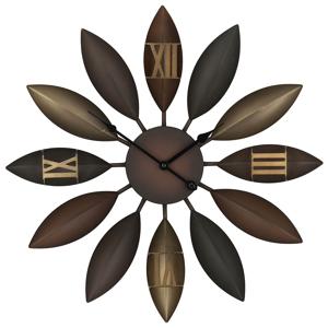 Relógio de parede castanho BEINWIL