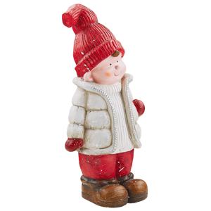 Figura decorativa de natal 40 cm multicolor AIMO