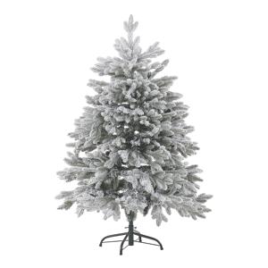 Árvore de natal com efeito de neve branca 120 cm FORAKER