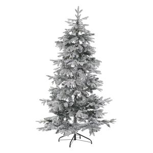 Árvore de natal com efeito de neve branca 180 cm TOMICHI