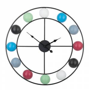 Relógio de parede multicolor REIDEN