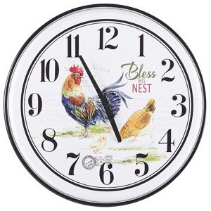 Relógio de parede multicolor ø 48 cm HORW