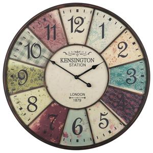 Relógio de parede multicolor BOSWIL