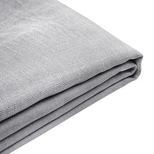 Capa cinza claro para a cama 160x200 cm FITOU