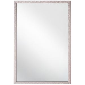 Espelho de parede 60 x 90 cm rosa MORLAIX