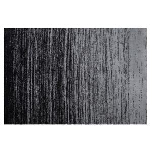 Tapete preto - 160x230 cm - Poliéster- KATERINI