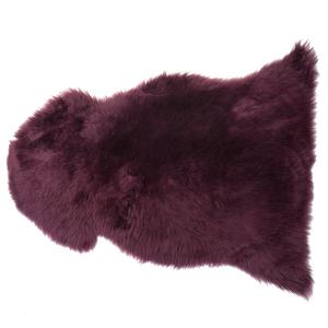 Pele de ovelha violeta ULURU