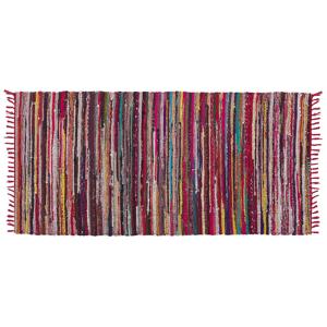 Tapete de algodão 80 x 150 cm multicolor DANCA