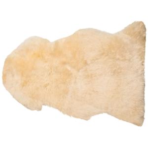 Pele de ovelha bege ULURU
