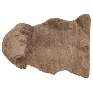 Pele de ovelha marrom ULURU