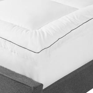 Sobre-colchão com algodão Japara 90 x 200 cm TRIVOR