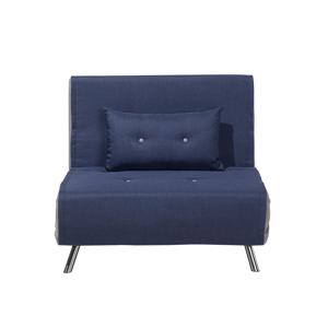 Sofá-cama azul - FARRIS