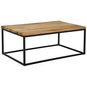 Mesa de centro em madeira de teca PROVO II