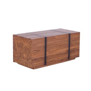 Mesa de centro de madeira de teca GANDER II