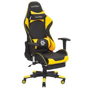 Cadeira de escritório em pele sintética