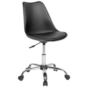 Cadeira de escritório preta DAKOTA II
