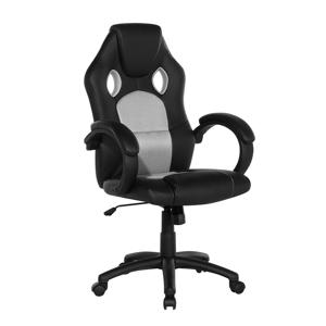 Cadeira de escritório Cinza - Cadeira giratória - REST