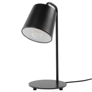 Candeeiro de mesa preto - Iluminação - Aço - TARIM
