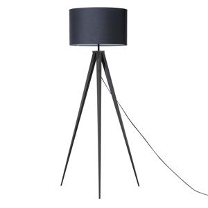 Candeeiro de pé preto - Iluminação - Aço e plástico - STILETTO