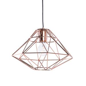 Candeeiro de tecto cobre - Metal - Iluminação - GUAM