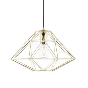 Candeeiro de tecto dourado - Metal - Iluminação - GUAM
