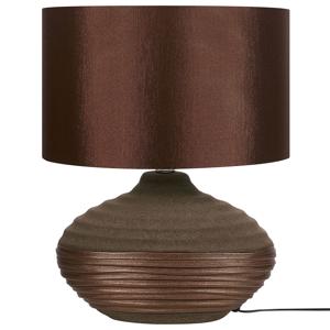 Candeeiro de mesa marrom - Iluminação - LIMA