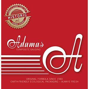 """Adamas Cuerdas para Guitarra Acústica Cuerdas Sueltas Lisas - Acero .008""""/0,20mm"""