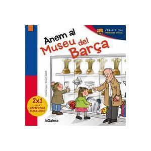 Cristina Sans Mestre Anem al Museu del Bara: 5 (FCBarcelona)