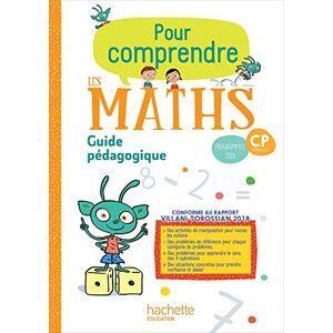 Paul Bramand Pour comprendre les maths CP - Guide pdagogique - Ed. 2019 (Pour comprendre les mathmatiques)