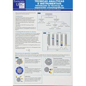Carmen Garca Jares Tecnicas analiticas E Instrumentais: Introducin s tcnicas de separacin cromatogrficas