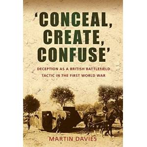 Davies 'Conceal, Create, Confuse'