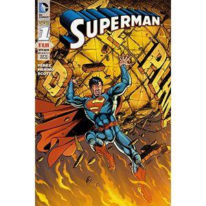 George Prez Superman: 1