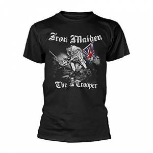 Iron Maiden T-Shirt (Uomo-M) Sketched Trooper