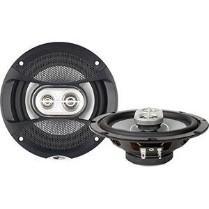 Caliber CDS16G altavoz audio De 3 vías 120 W Alrededor - Altavoces para coche (De 3 vías, 120 W, 50 W, 89 dB, 5,3 cm, 16,5 cm)