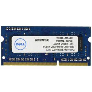 Dell Módulo de Memoria Dell 4GB 1600MHz DDR3L SDRAM SODIMM