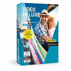 MAGIX Software GmbH - Video Deluxe 2019, BOX, Plus