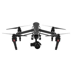 DJI Inspire 1 Pro Black Edition - Drones con cámara (Negro, 5725-5825, 2400-2483, 922.7-927.7, Polímero de Litio, 4096 x 2160 Pixeles, MicroSD, 1920 x 1080,3840 x 2160,4096 x 2160 Pixeles)