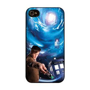 Diabloskinz H0026-0067-0003 - Carcasa para iPhone 4y 4S, diseño de Doctor Who