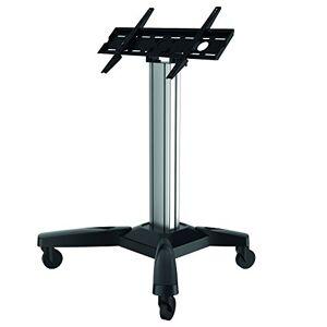 """PureLink PDS-1101C mueble y soporte para dispositivo multimedia Multimedia cart Negro, Multicolor Panel plano - Soporte para equipo multimedia (Multimedia cart, Negro, Multicolor, Panel plano, 70 kg, 94 cm (37""""), 177,8 cm (70""""))"""