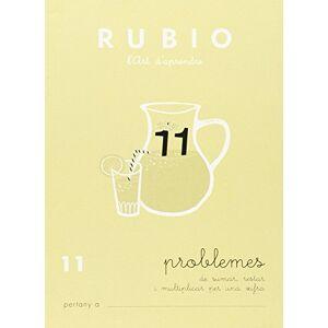 Rubio PR 11 CAT - Cuaderno problemas