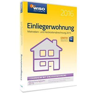 Buhl Data Service WISO Einliegerwohnung 2016 - Software de análisis financiero (150 MB, 512 MB, Windows 7 SP1, Windows 8, 8.1, Windows 10, Windows XP SP3, Windows Vista SP2, 1024 MB, Alemán)