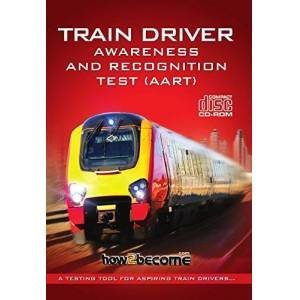 How2become Ltd Train Driver Awareness   Test Aart DVD (Testing Series)
